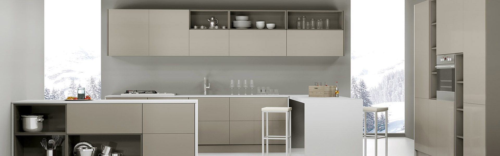 Cocinas Trecoam Cocinas Ba Os Fabrica Muebles De Cocina Y Ba O  # Muebles Hi Macs