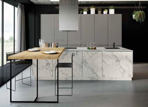 Cocinas baños muebles de cocina y baño en Palencia Corian Hi-macs ...